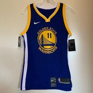 NWT Nike Golden St Warriors Klay Thompson Jersey
